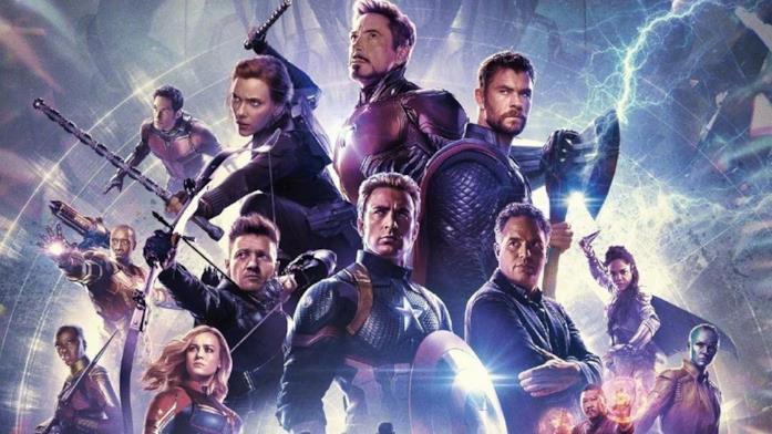 I protagonisti di Avengers: Endgame