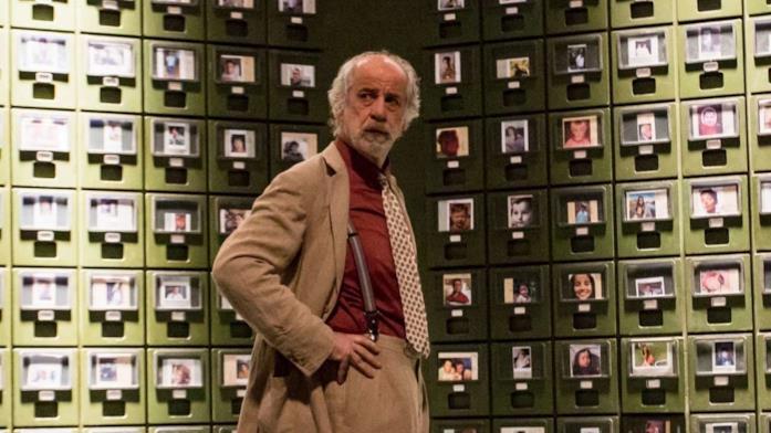 Bruno Genko ne L'uomo del labirinto