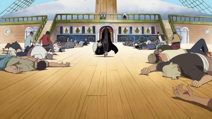 Ambizione del re One Piece