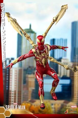 Iron Spider citerà Iron Man