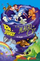 Poster Tom & Jerry e il Mago di Oz