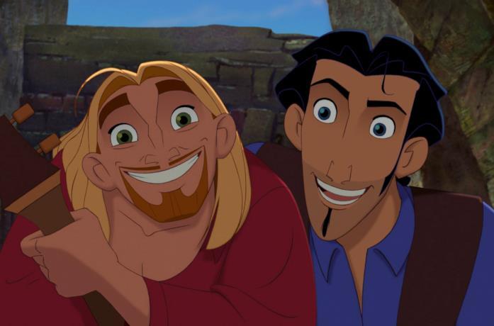 Miguel e Tullio, protagonisti del film