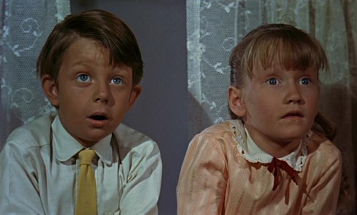 Mary Poppins: Jane e Michael Banks