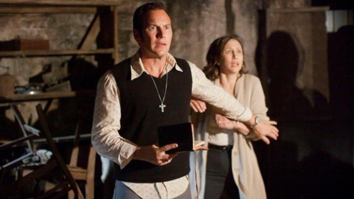 Un'immagine del film The Conjuring