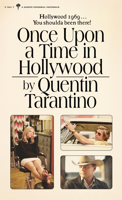 Quentin Tarantino scriverà due libri