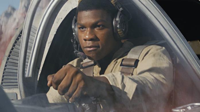 Star Wars: John Boyega