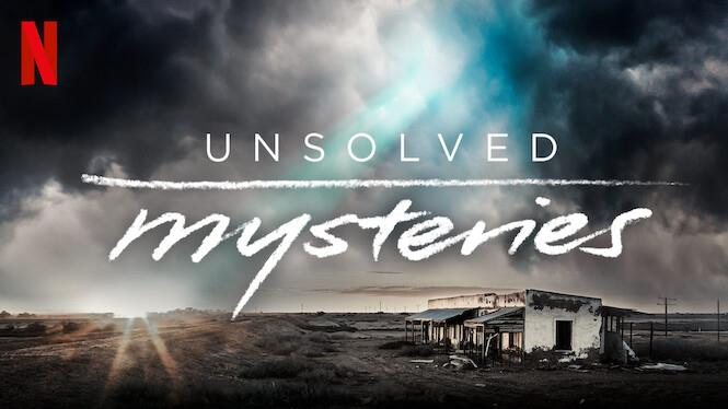 Unsolved Mysteries: poster