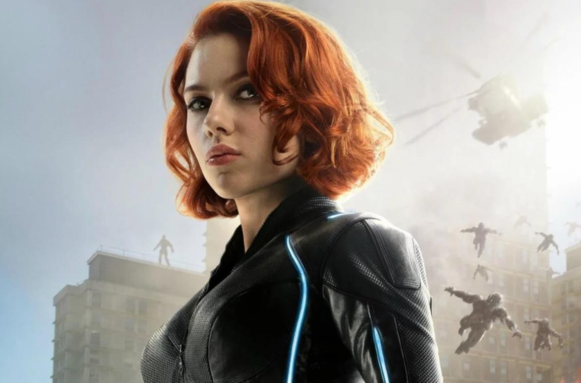 Black Widow in un film Marvel