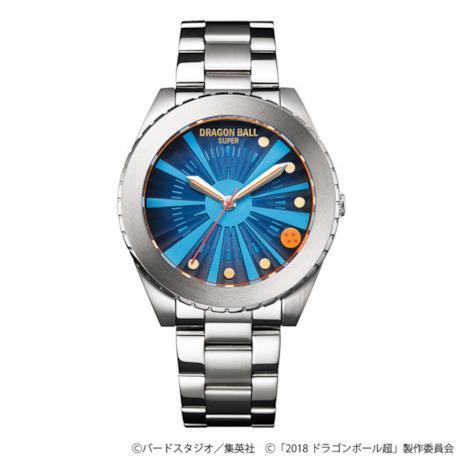 Orologio Dragon Ball Super panoramica