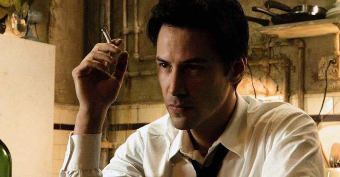 Keanu Reeves è John Constantine in Constantine
