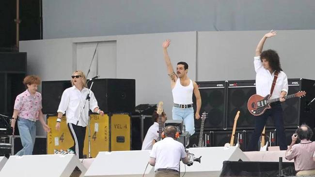 Bohemian Rhapsody, il film