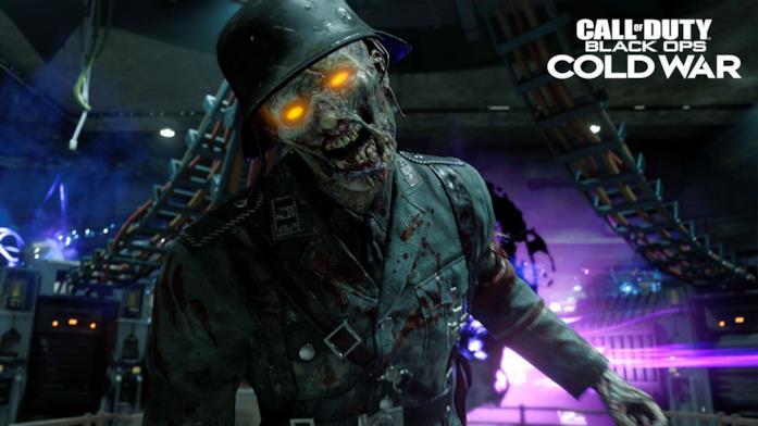 COD Cold War Zombie