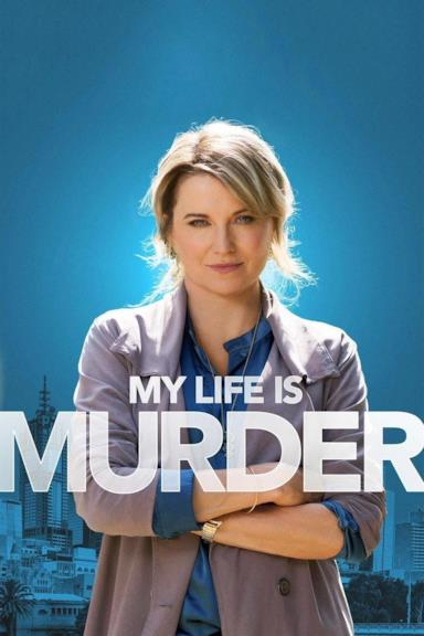 Poster My Life Is Murder