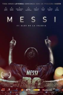 Poster Messi - Storia di un campione