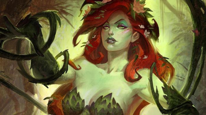 Un'immagine di Poison Ivy
