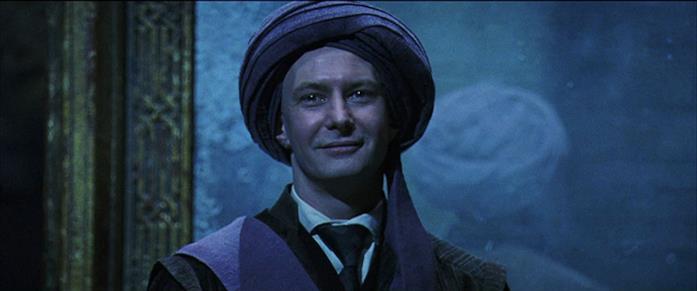 Ian Hart in Harry Potter