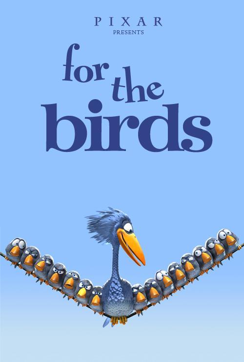 Il poster di Pennuti spennati (For the Birds)