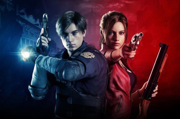 Resident Evil 2 Videogames