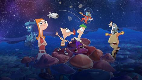 Phineas e Ferb: Il film - Candace contro l'universo