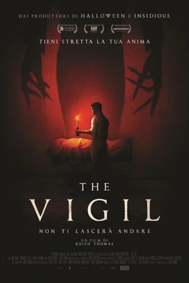 Poster The Vigil - Non ti lascerà andare