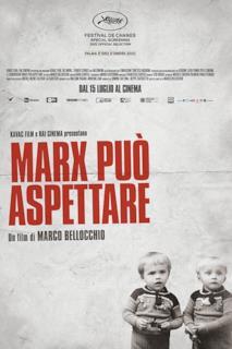 Poster Marx può aspettare