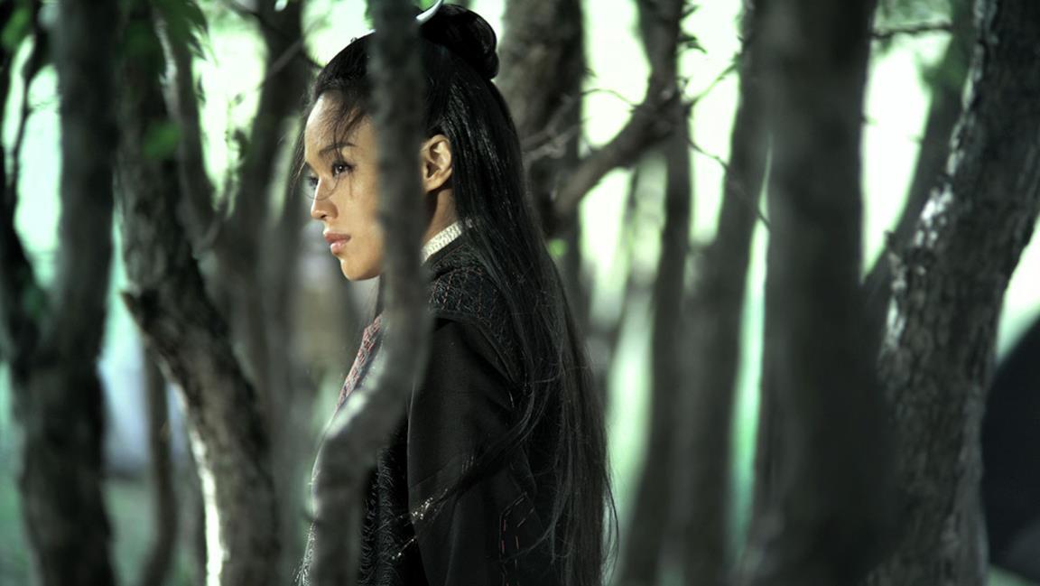 Qi Shu in The Assassin