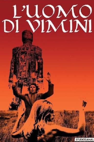 Poster L'uomo di vimini