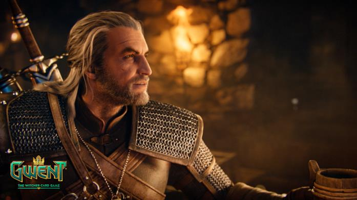 Geralt ha un proprio codice morale