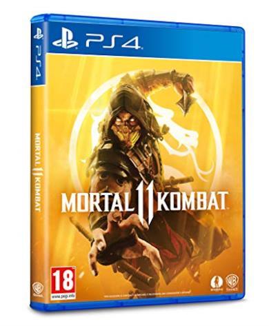 Mortal Kombat 11 Standard Edition - PlayStation 4