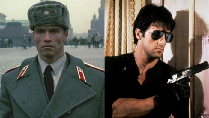 Da Danko a Cobra, il cult d'azione anni '80