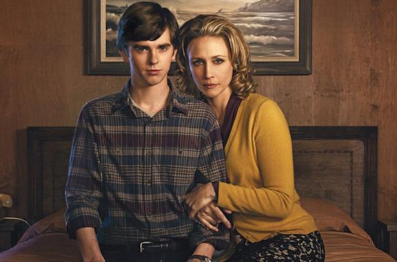 Il poster di Bates Motel