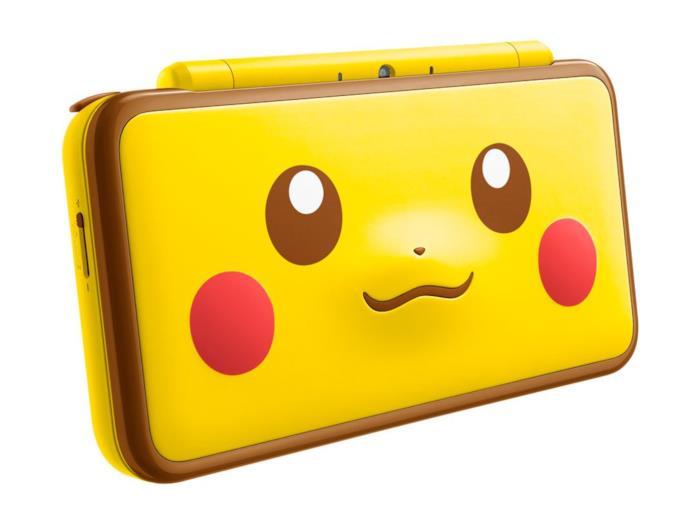 Il New Nintendo 2DS XL Edizione Speciale Pikachu