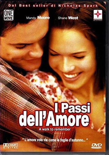 Cofanetto DVD de I passi dell'amore - A Walk to Remember