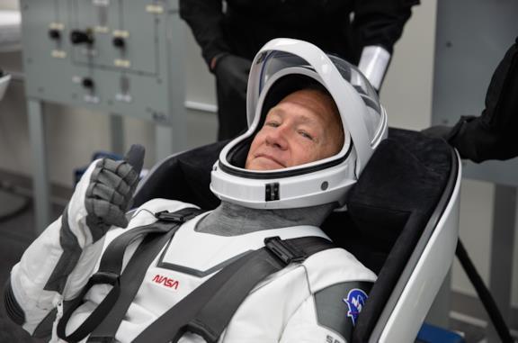 Le nuove tute NASA sono state progettate dal costumista dei film Marvel e DC