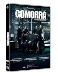 Gomorra: Stagione 4 (Box Set) (4 DVD)