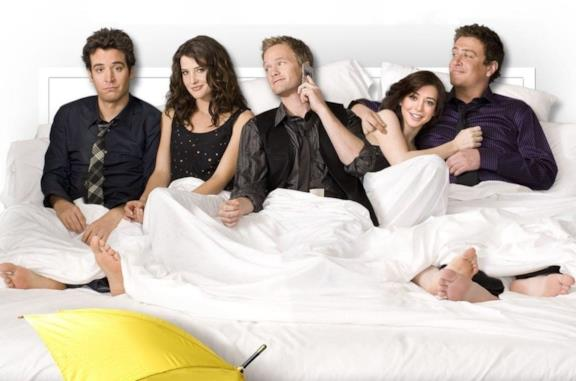 Il cast di How I Met Your Mother