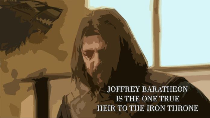 Ned Stark di Game of Thrones