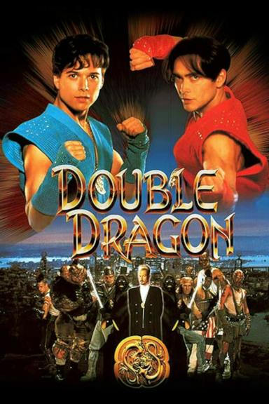 Poster Double Dragon