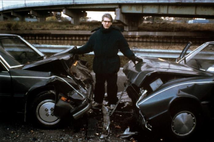 Cronenberg dietro le quinte di Crash