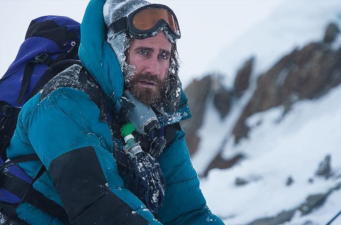 Jake Gyllenhaal è Scott Fischer in Everest