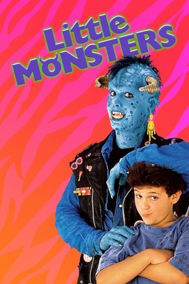 Poster Piccoli mostri
