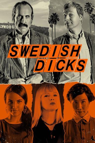 Poster Swedish Dicks