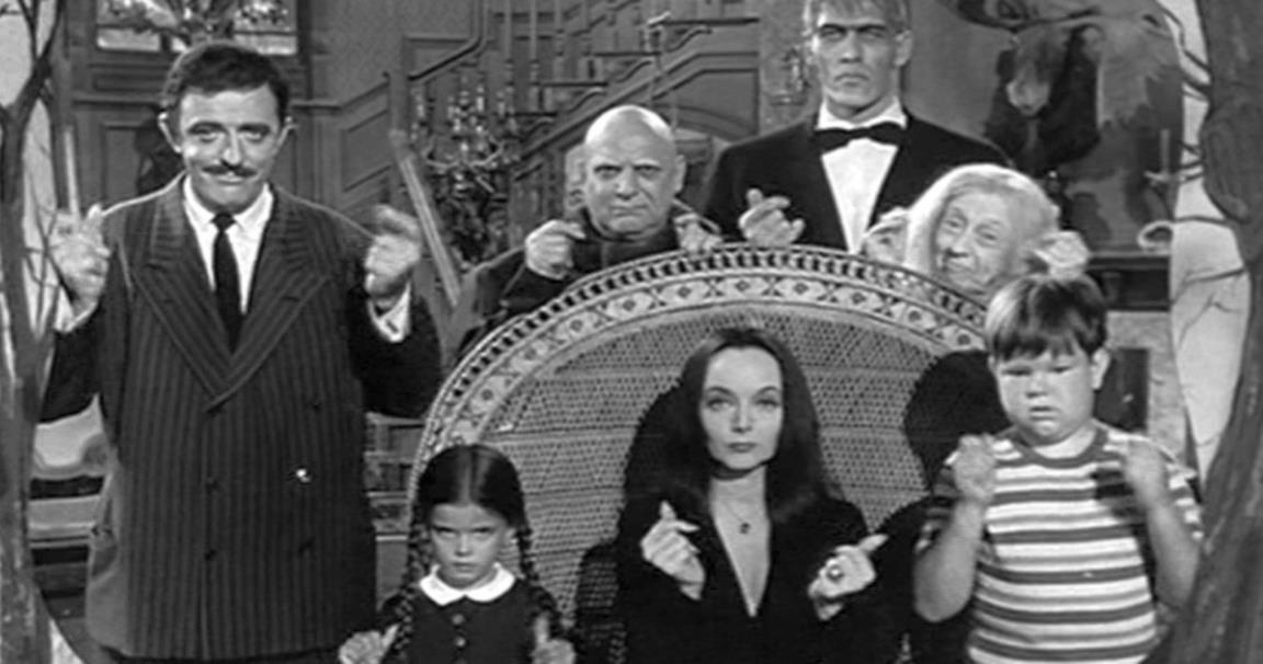 La famiglia Addams in TV