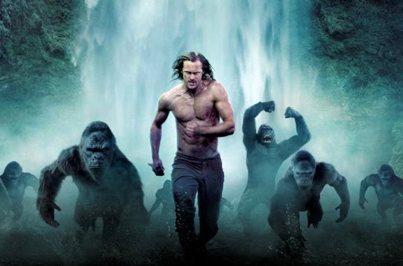 The Legend of Tarzan, la recensione: creature selvagge e buoni sentimenti