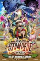 Poster One Piece: Stampede - Il film
