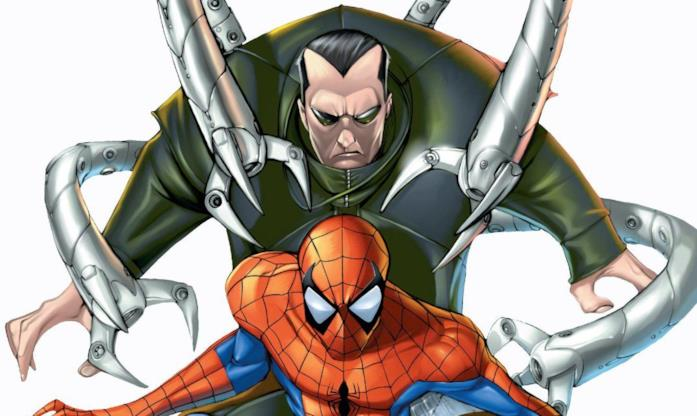 Cover di Spider-Man/Doctor Octopus: Out of Reach #1