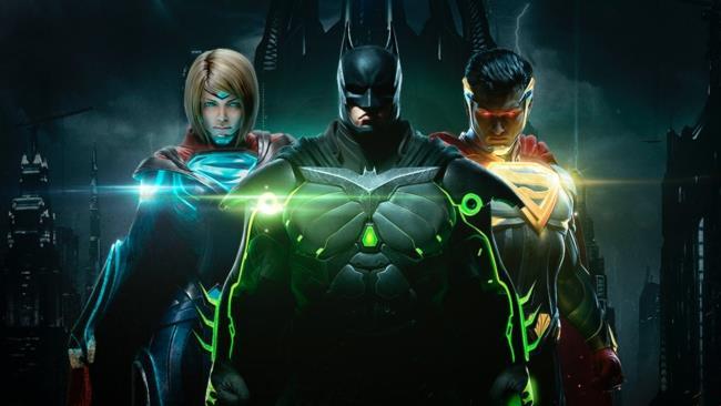 Injustice 2 per PC, PlayStation 4 e Xbox One
