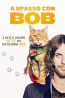 Poster A spasso con Bob