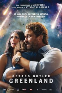 Poster Greenland