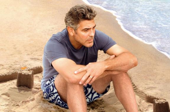 Paradiso Amaro da libro a film: trailer e trama della commedia drammatica con George Clooney